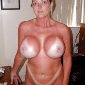 Femme mature gros seins