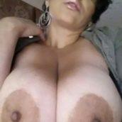 MILF Beurette aux gros seins