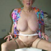 grand-mères gros seins
