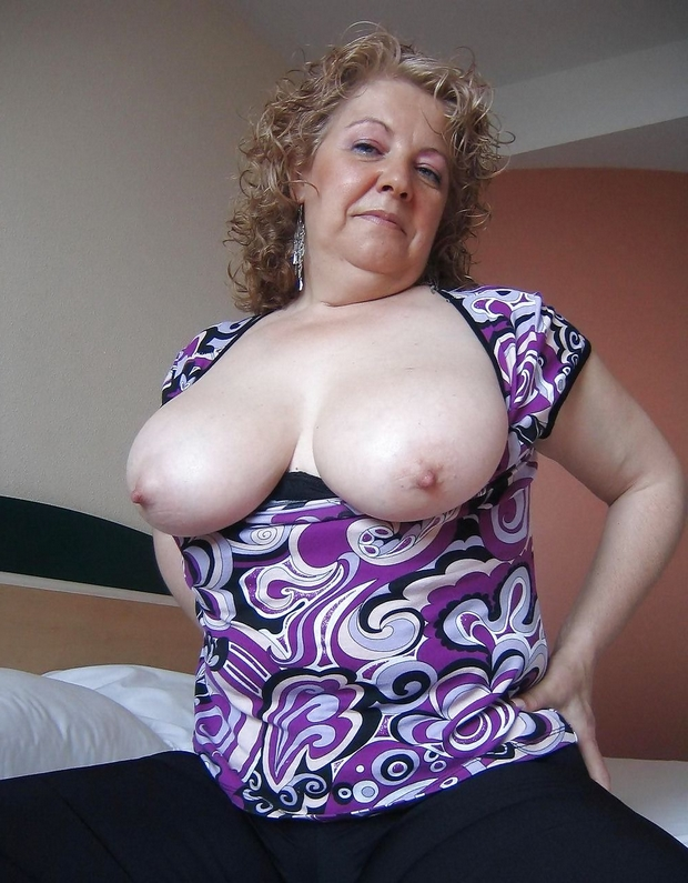 gros seins de mamies