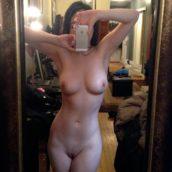 selfie anonyme bandant