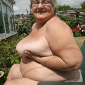chubby de 70 ans