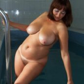 femme mature pulpeuse