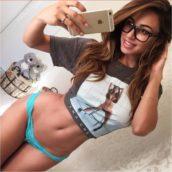 Ana Cheri selfie
