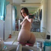 jada stevens selfie