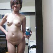 selfie thai chaude