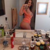 selfie belle femme coquine