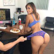 scène pornographique
