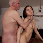 papy à envie de sexe