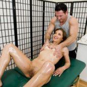 massage qui tourne au sexe
