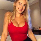 jolie fille blonde